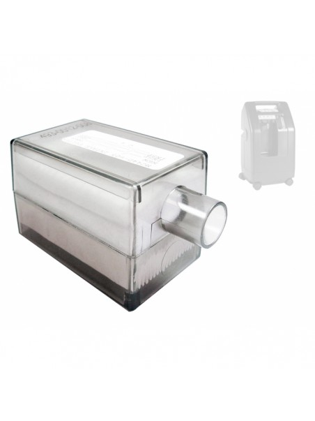 Filtre d'admission pour concentrateur d'oxygène compact 525 KS